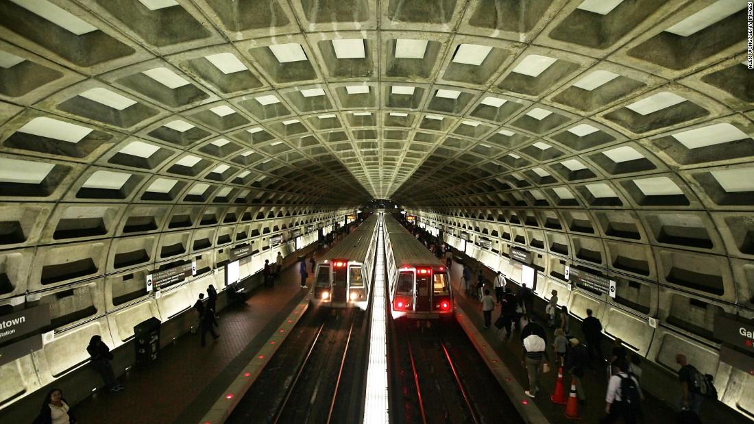 Washington, DC Metro System Fast Facts - CNN
