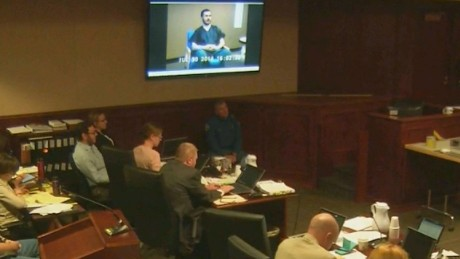 Theater shooter describes 'homicidal thoughts' in video