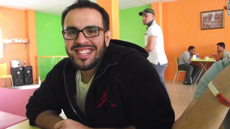 Family members of American activist arrested in Egypt