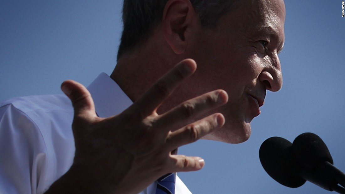Presidential Announcement >> Martin O'Malley outlines criminal justice reform plan - CNNPolitics