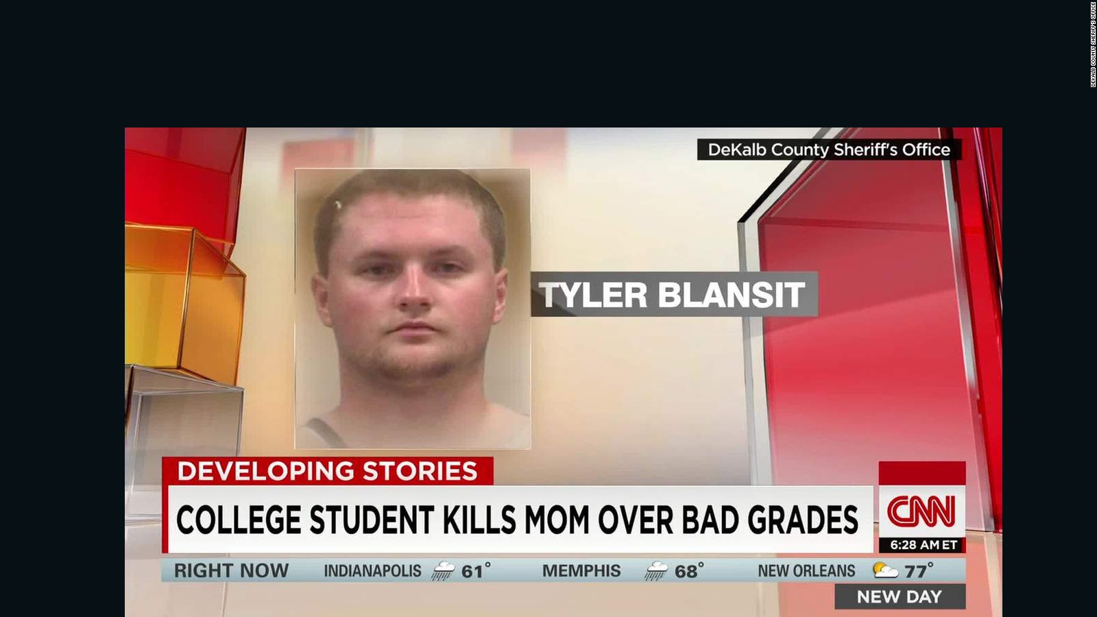 Student killed mom in argument over grades, police say - CNN