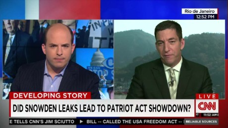 Did Snowden leaks lead to Patriot Act showdown?