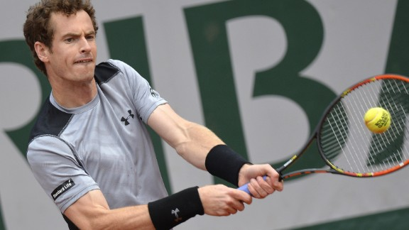 Andy Murray remains perfect on clay this season. He needed four sets to see off a third Frenchman, Jeremy Chardy.