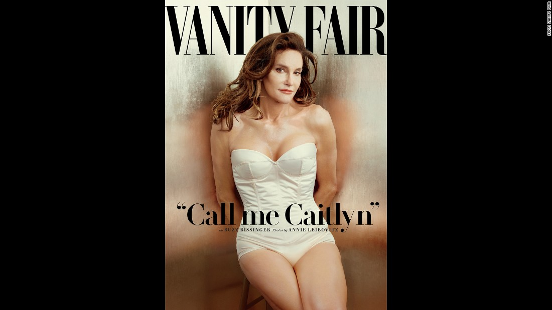 "Vanity Fair <a href=""http://www.cnn.com/2015/06/01/entertainment/bruce-caitlyn-jenner-vanity-fair-feat/index.html"">unveiled its Jenner cover</a> shot by famed photographer Annie Leibovitz in June."