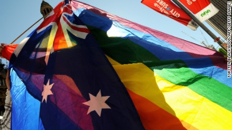 Pressure grows for a marriage equality bill in Australia
