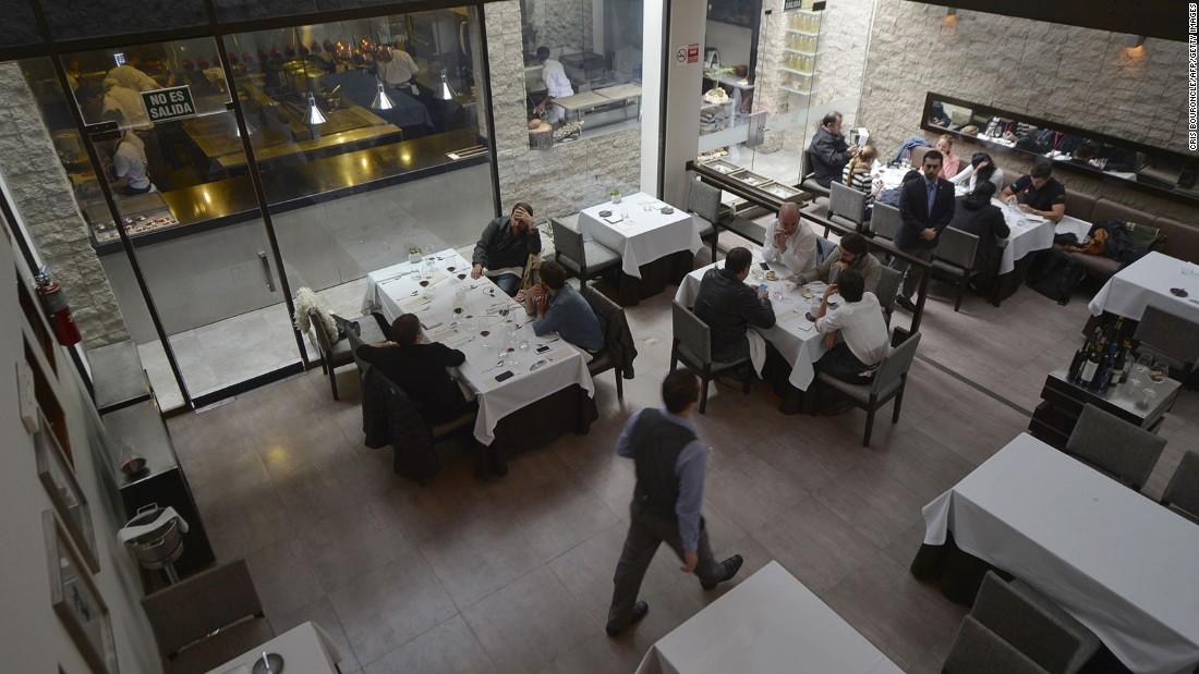 worlds 50 best restaurant 2015 winner named cnn travel