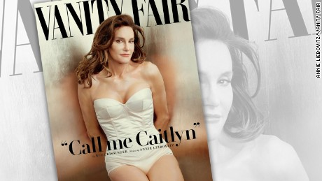 Caitlyn Jenner makes her public debut