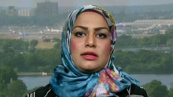 united flight muslim woman discrimination claims intv newday_00005707.jpg