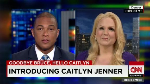 caitlyn jenner bruce transgender first transgender TV reporter eden lane CNN Tonight_00004813.jpg