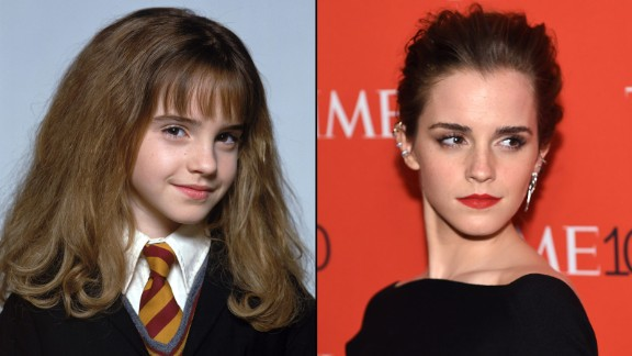 "Since portraying sharp witch Hermione in the ""Harry Potter"" series, Emma Watson has broken away from the supernatural with roles grounded in the (mostly) real world. After ""My Week With Marilyn,"" ""The Perks of Being A Wallflower"" and ""The Bling Ring,"" she showed her sense of humor in Seth Rogen's outlandish summer comedy ""This Is the End."" She announced in February that she's taking a break from acting."