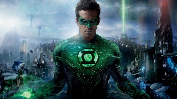 """""""Green Lantern"""" didn't exactly thrill fans in 2011, but Warner Bros. will reboot the character in 2020."""