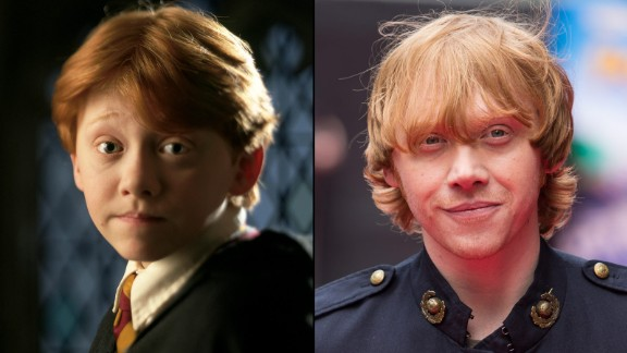 "Rupert Grint kept it fairly low-key after he ended his 10-year run as one of Harry Potter's best friends, Ron Weasley. He took on a risky role with 2013's ""CGBG""; if you need proof that Grint's all grown up, check out the trailer."