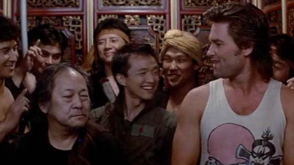"""Dwayne Johnson will reportedly take Kurt Russell's role in a new """"Big Trouble in Little China."""""""