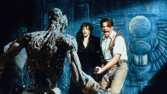 """""""The Mummy"""" was a blockbuster in 1999, and Universal Pictures wants to try it again."""