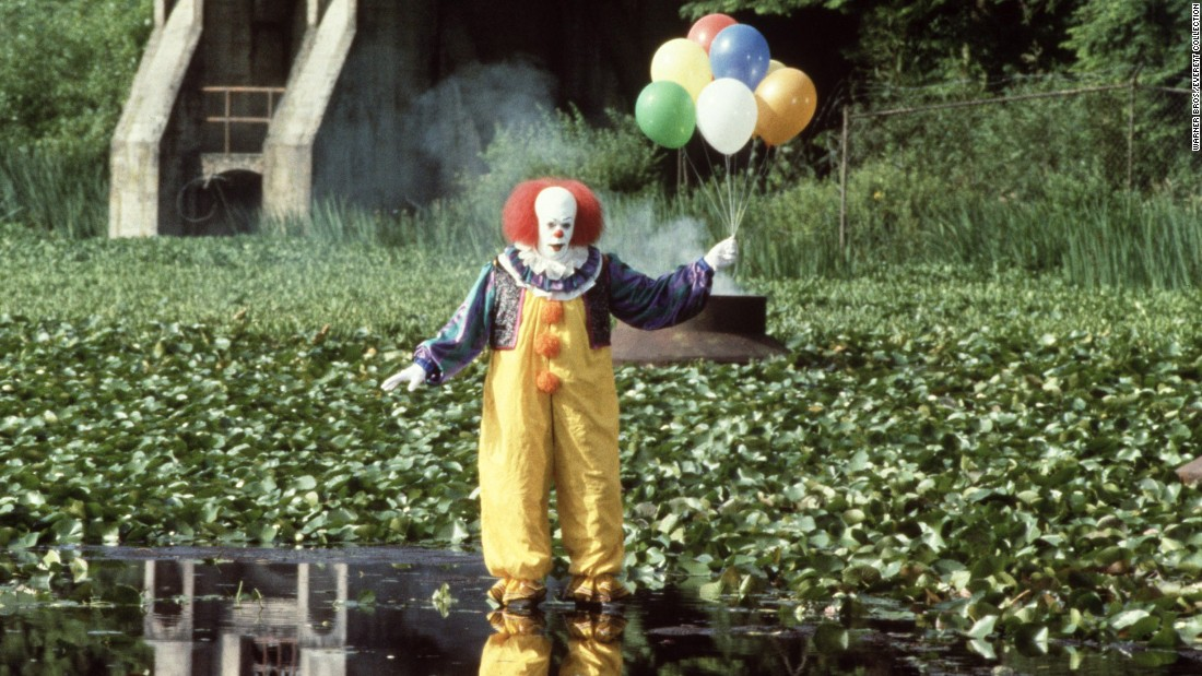 "The TV adaptation of Stephen King's ""It"" frightened audiences in 1990, and it's coming to the big screen in two parts."
