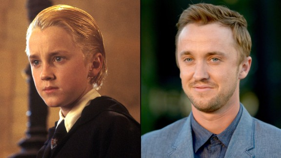 "Just enough time has passed for us to stop cringing at the sight of Tom Felton, who came to be known as the weakling bully Draco Malfoy. Even while working on the ""Potter"" franchise, Felton dabbled in other films, like ""The Disappeared"" and ""Get Him to the Greek."" Felton has been busy since ""Potter"" wrapped, and he appeared in the World War II movie ""Ghosts of the Pacific"" and the TNT cop drama ""Murder in the First."""