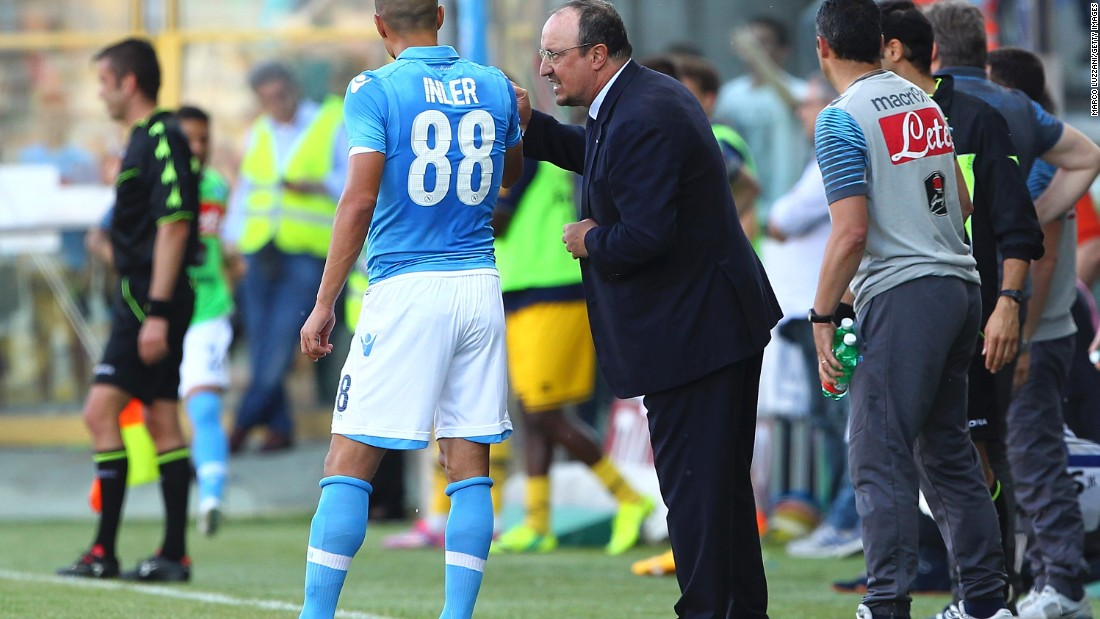 He failed to qualify for the Champions League with Napoli in his final season, but his Coppa Italia and Supercoppa Italia wins with the club were enough to impress Real.