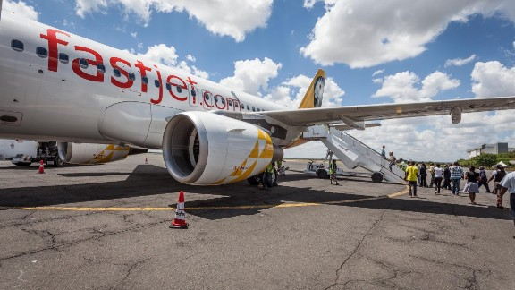 Initially plying domestic routes in Tanzania, fastjet started small in 2011, but has since expanded to four other countries. With Ed Winter, a former easyJet executive at the helm, it's looking to break into the lucrative South African domestic market.