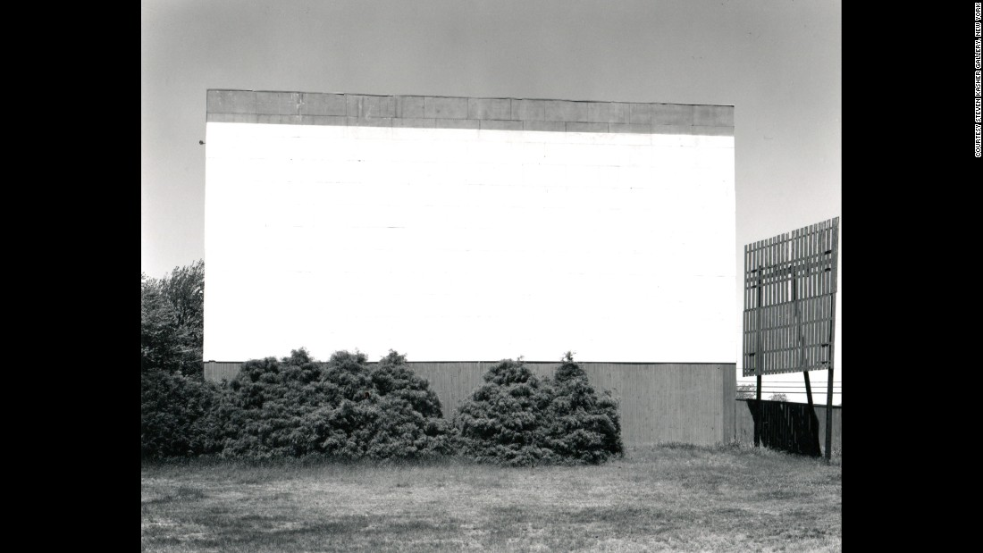 """Drive-in Theater"" (circa 1975)"