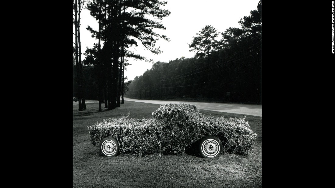 """Shrub Car, South Carolina"" (2000)"