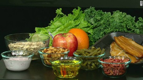 Mediterranean diet linked to lower risk of breast cancer type, study says