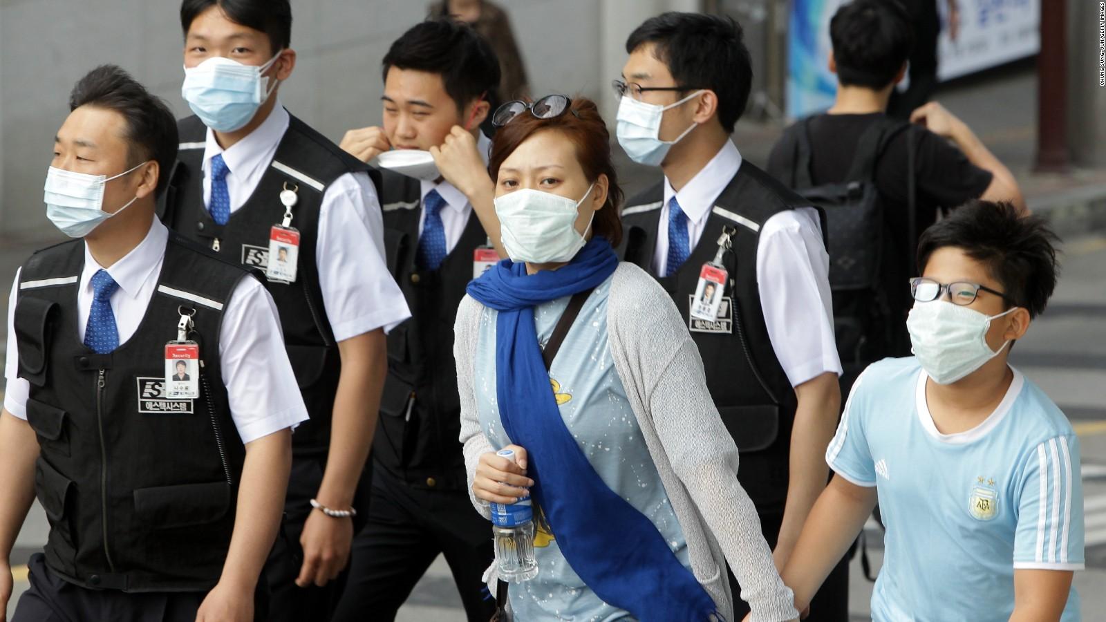 South korea mers outbreak grows as 1369 in quarantine cnn publicscrutiny Gallery