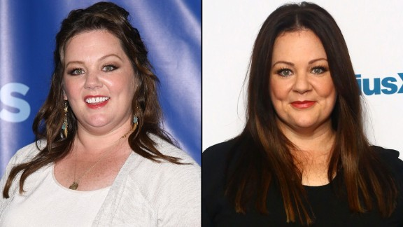 "Melissa McCarthy has been shedding weight, and she told Gayle King on ""CBS This Morning"" that she simply stopped stressing over it. ""I feel amazing ... and I finally said,"