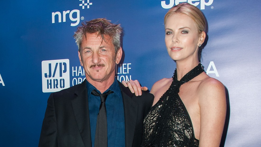 "<a href=""http://jphro.org/"" target=""_blank"">The foundation i</a>s the brainchild of Actor Sean Penn, seen here with Charlize Theron. He founded it in the aftermath of the devastating  2010 earthquake in Haiti."