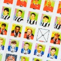 Football art gallery stickers