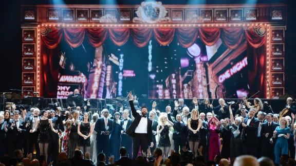 The 69th Annual Tony Awards, Sunday 8 p.m., CBS