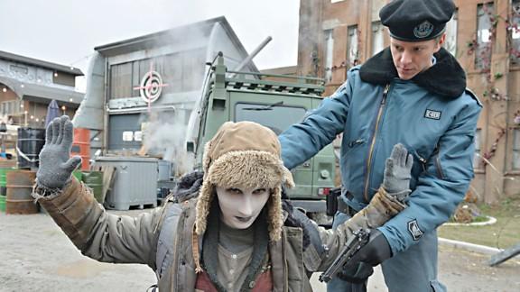 """Defiance"" season premiere, Friday 8 p.m., Syfy"