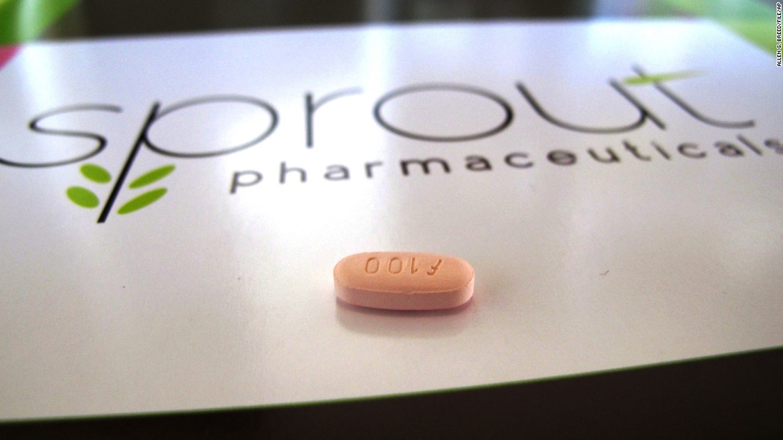 Drug campaign touts 'female Viagra' in the name of equality