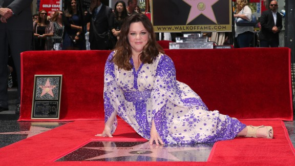 "In 2013, one critic called actress Melissa McCarthy a ""female hippo"" in a review of her film ""Identity Thief."" ""We have to stop categorizing and judging women based on their bodies,"" McCarthy wrote in a recent Instagram post."