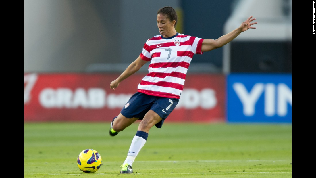 Defensive midfielder Shannon Boxx will provide experience to the team, having played in three World Cups and three Olympics. In 2005, she finished third in the voting for FIFA World Player of the Year. Going into 2015, she had started 175 of the 186 matches she had played for the U.S. team.