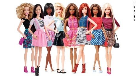 barbie is a good role model speech
