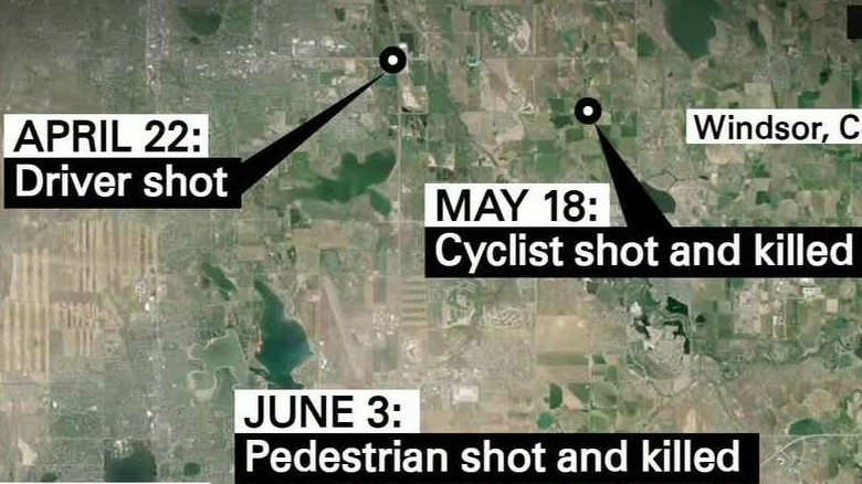 Third Colorado shooting related to first 2?