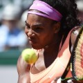 williams french open final forehand