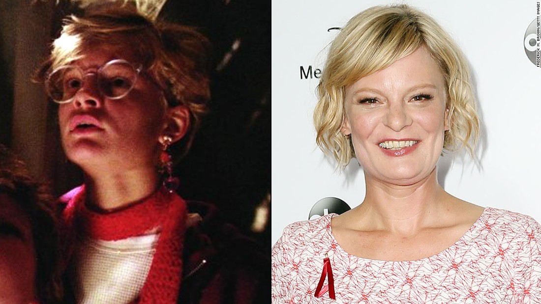 "Martha Plimpton has worked steadily since playing Stef in ""The Goonies."" She appeared in films such as ""Parenthood"" and ""Beautiful Girls."" She went on to win an Emmy for her guest role on ""The Good Wife"" television series. She also starred on the Fox hit ""Raising Hope"" and has a new television role this fall on ""The Real O'Neals."""