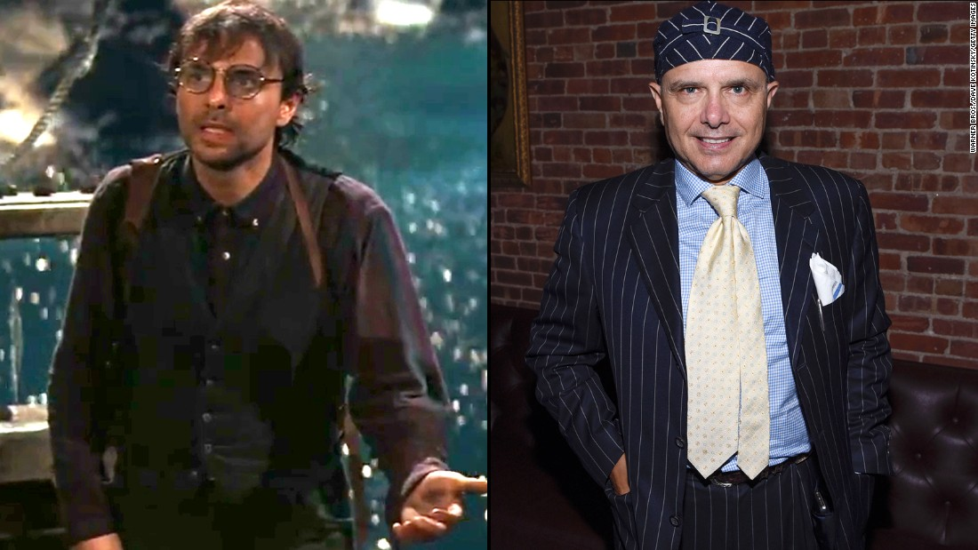 "Joe Pantoliano played Mama Fratelli's bumbling son, Francis. Since then, he has added more than 100 film, television and stage credits to his name, including ""The Fugutive,"" ""The Matrix,"" ""Memento"" and a recurring role on ""The Sopranos"" as Ralph Cifaretto."