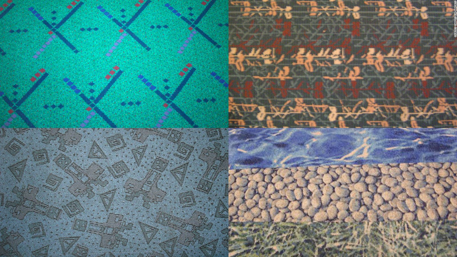 Carpets for Airports