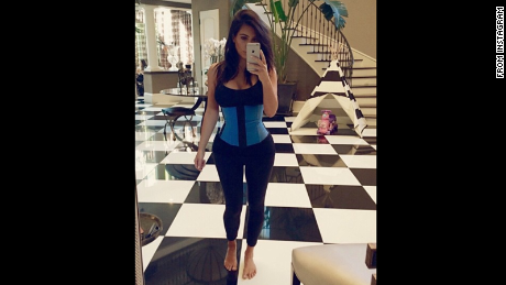 Corset training, a celebrity weight loss trend, largely busted