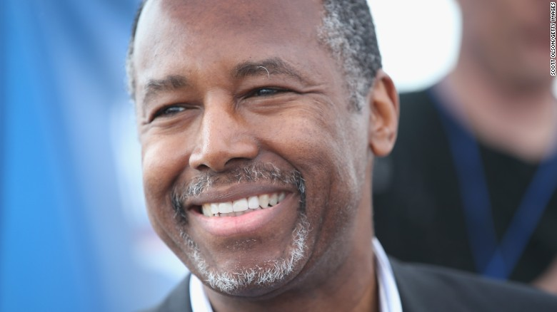 Carson: GOP needs to reach out to minority communities