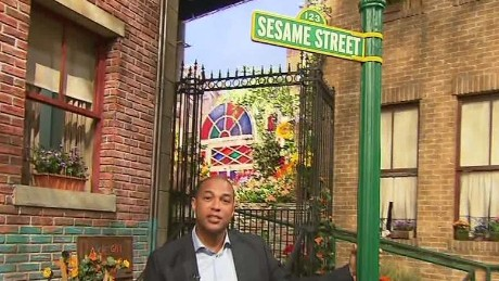 Take a trip to 'Sesame Street'