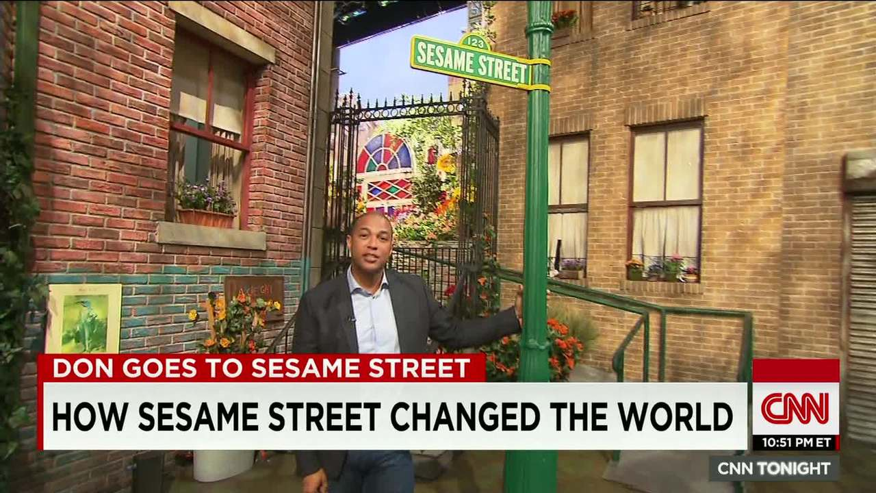 Take a trip to 'Sesame Street' - CNN Video