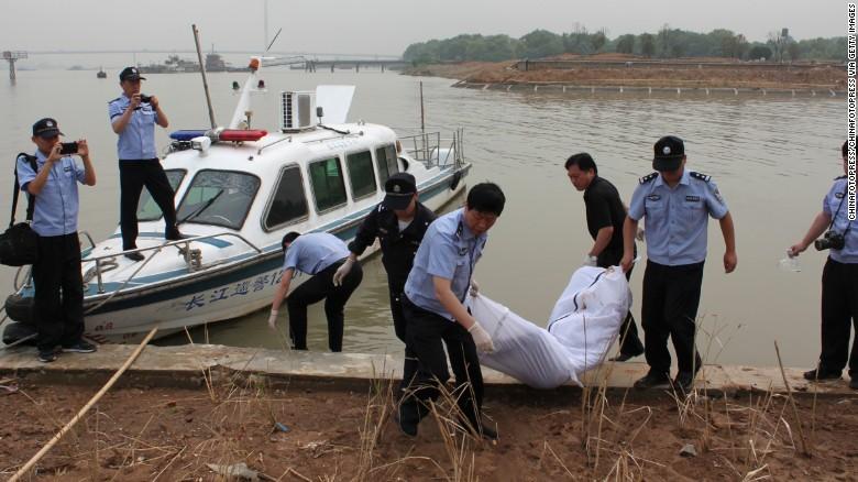 China Cruise Ship Disaster Bodies Found Missing CNN - Sunken cruise ships