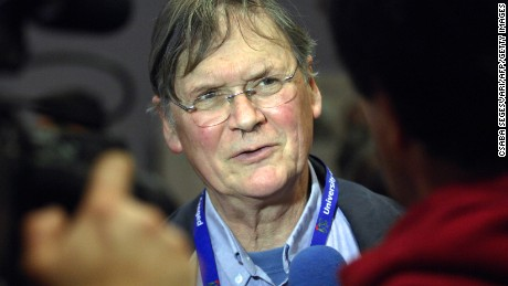 "Sir Tim Hunt, a scientist and Nobel Prize winner, apologized after suggesting that women in science labs ""fall in love with you and when you criticize them, they cry."""