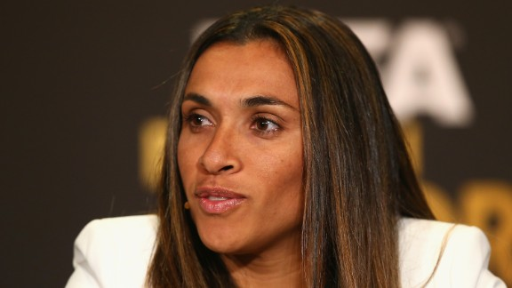 Is Marta the greatest soccer player you've never heard of?