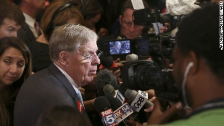 READ: Johnny Isakson resignation letter from US Senate