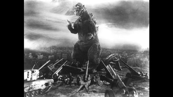 """""""Godzilla"""" (1954)"""