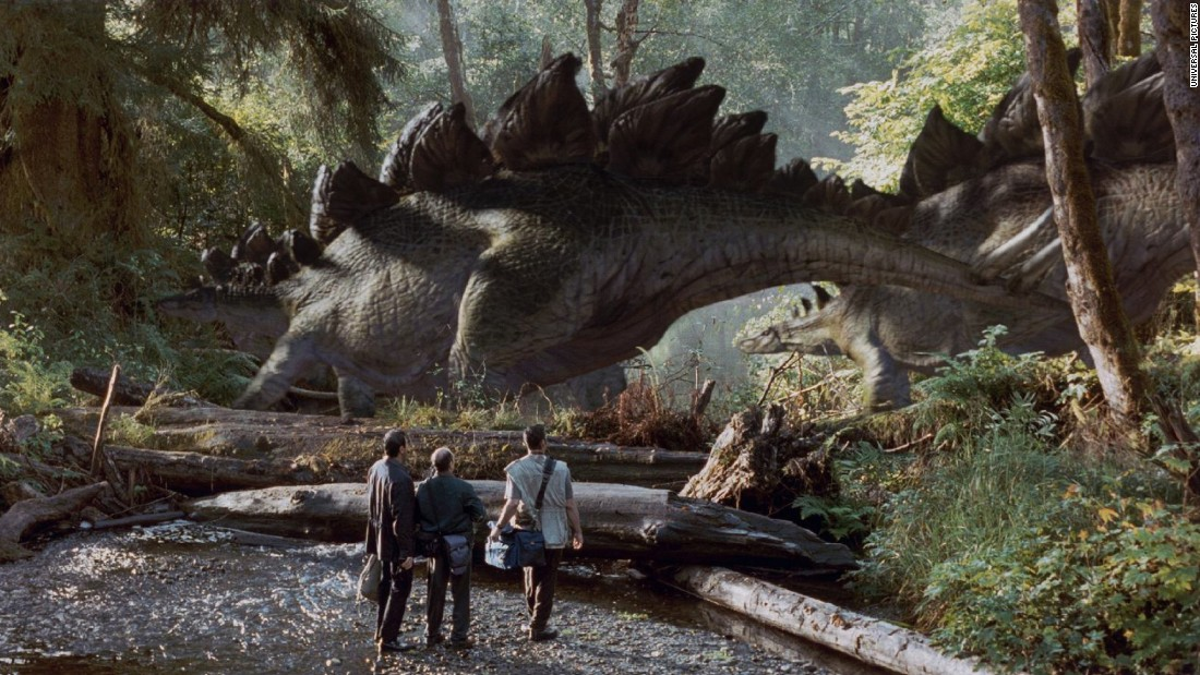 Jurassic World's missed opportunity (Opinion) - CNN